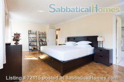 UWS Oversized 1-bed Penthouse with terrace, W/D, fireplace, gym, 1 block from Central Park Home Rental in New York, New York, United States 0