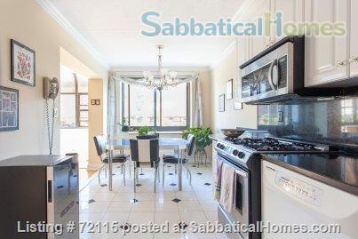 UWS Oversized 1-bed Penthouse with terrace, W/D, fireplace, gym, 1 block from Central Park Home Rental in New York, New York, United States 2