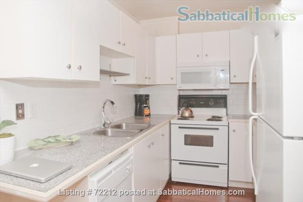 Beautiful Large 2000 SF (195M2)  3 bedroom Apt with large Balcony. Your home away from home in the High Park / Roncesvalles/Bloorwest area  Home Exchange in Toronto, Ontario, Canada 4