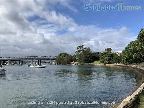 Sunny garden apartment in  inner Sydney  Home Rental in Haberfield, New South Wales, Australia 9