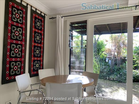 Sunny garden apartment in  inner Sydney  Home Rental in Haberfield, New South Wales, Australia 1
