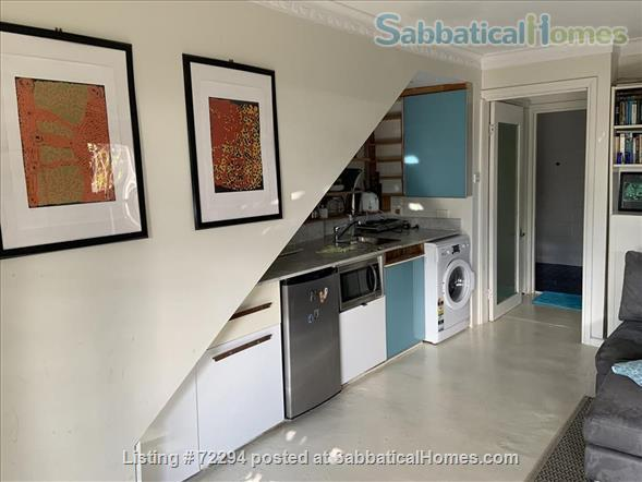 Sunny garden apartment in  inner Sydney  Home Rental in Haberfield, New South Wales, Australia 0