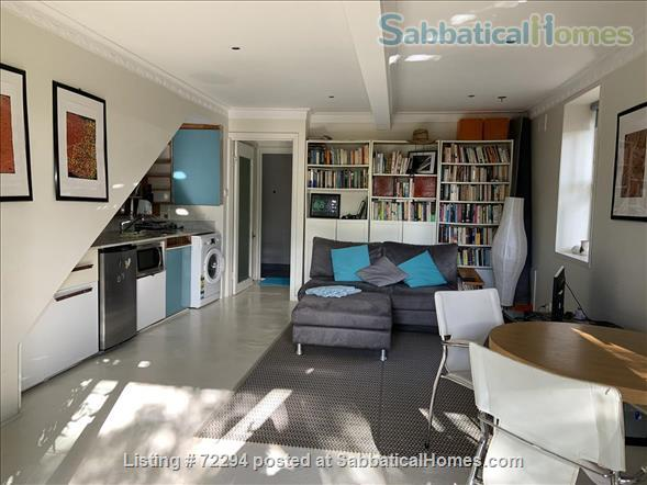 Sunny garden apartment in  inner Sydney  Home Rental in Haberfield, New South Wales, Australia 4