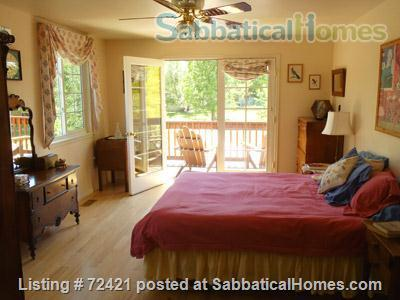 Furnished 4BR, 2.5BA Louisville Eco Home, Includes Gardens, Utilities, Cable, WiFi Home Rental in Louisville, Colorado, United States 5