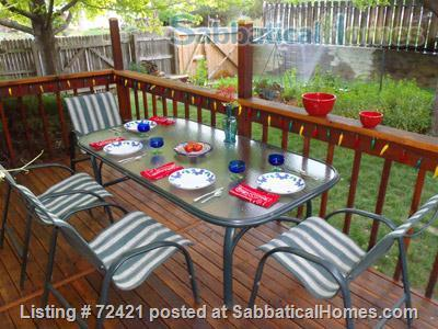 Furnished 4BR, 2.5BA Louisville Eco Home, Includes Gardens, Utilities, Cable, WiFi Home Rental in Louisville, Colorado, United States 7