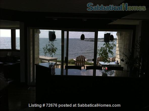 SPECTACULAR WATERFRONT BRANFORD CT  Home Rental in Branford, Connecticut, United States 2