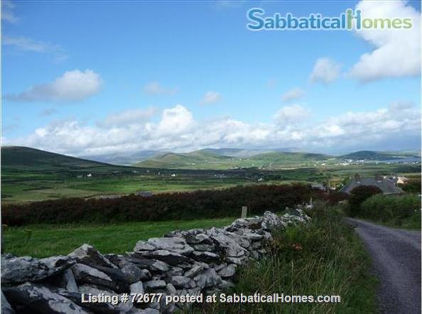 Spacious house in Ireland on hillside overlooking Atlantic Home Rental in , County Kerry, Ireland 5