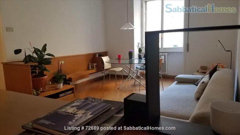 Just renovated Apartment in the Aventino, green neighborhood in the heart of Rome Home Rental in Roma, Lazio, Italy 1