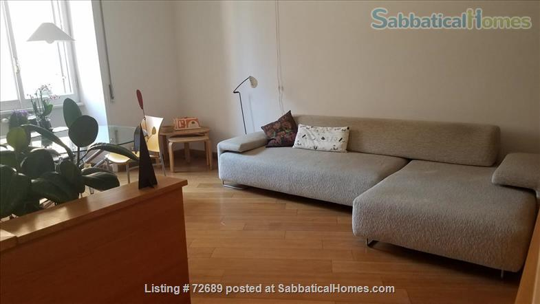 Just renovated Apartment in the Aventino, green neighborhood in the heart of Rome Home Rental in Roma, Lazio, Italy 0
