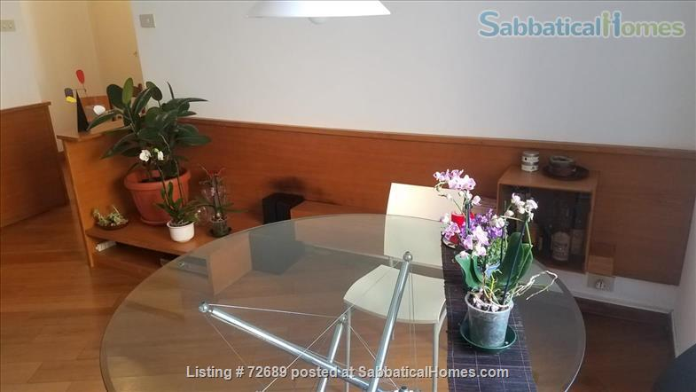 Just renovated Apartment in the Aventino, green neighborhood in the heart of Rome Home Rental in Roma, Lazio, Italy 2