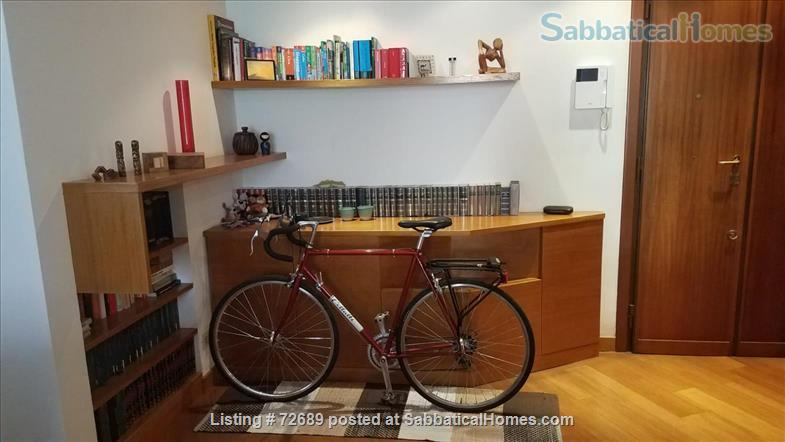 Just renovated Apartment in the Aventino, green neighborhood in the heart of Rome Home Rental in Roma, Lazio, Italy 3