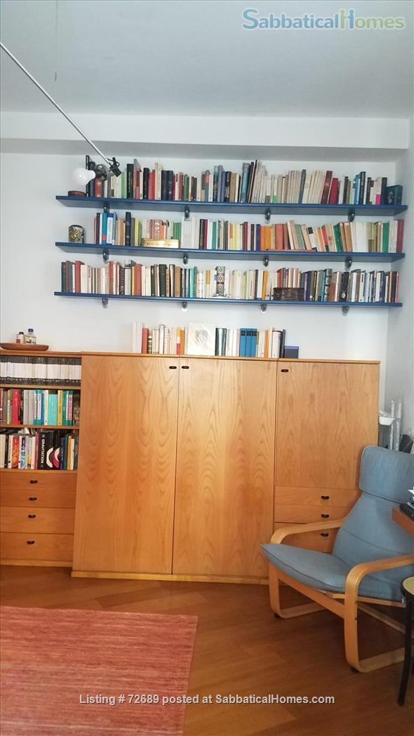 Just renovated Apartment in the Aventino, green neighborhood in the heart of Rome Home Rental in Roma, Lazio, Italy 5