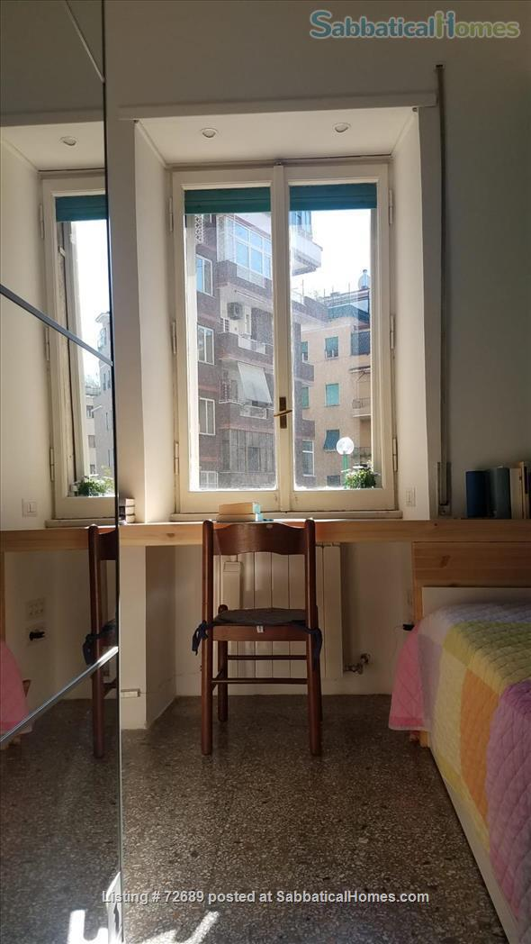 Just renovated Apartment in the Aventino, green neighborhood in the heart of Rome Home Rental in Roma, Lazio, Italy 6