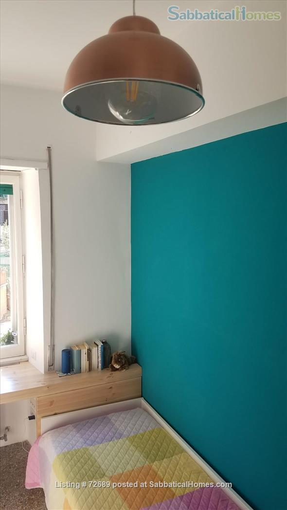 Just renovated Apartment in the Aventino, green neighborhood in the heart of Rome Home Rental in Roma, Lazio, Italy 7