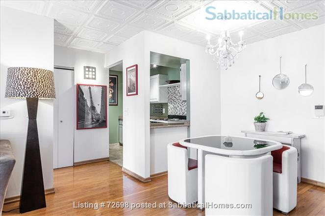 Large 2-bedroom Apartment with Balcony in Manhattan, Short Walk to Central Park Home Rental in New York, New York, United States 2
