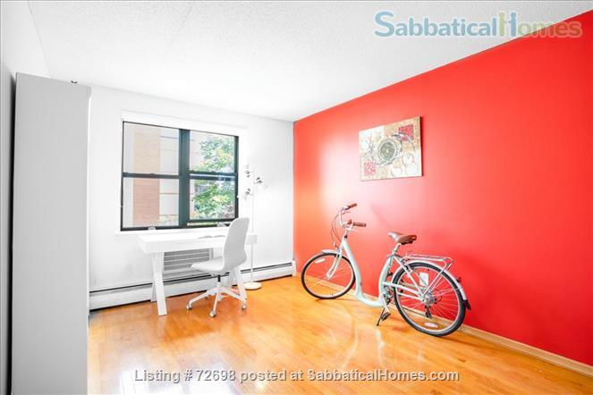 Large 2-bedroom Apartment with Balcony in Manhattan, Short Walk to Central Park Home Rental in New York, New York, United States 5