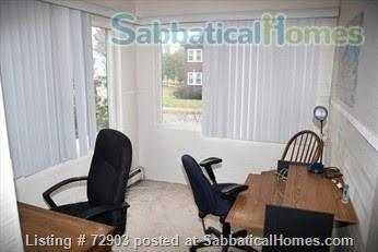 Large furnished lower flat available  June 26, 2021.  $3,100.00   Home Rental in Newton, Massachusetts, United States 7