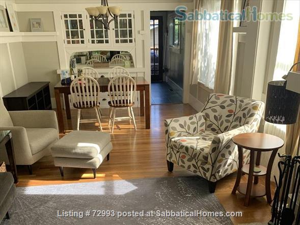 Gorgeous home, close to Berkeley, sunny backyard & parking space Home Rental in Oakland, California, United States 7