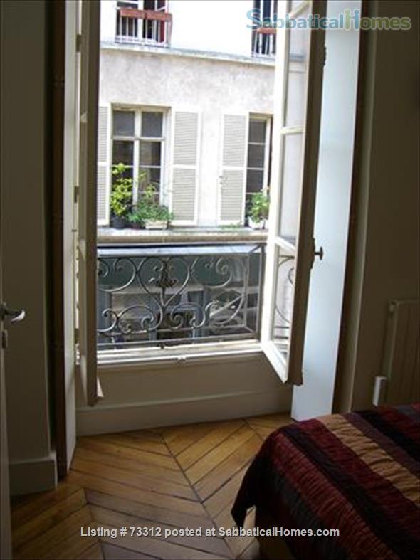 Delightful 2 br. apt. Paris, Marais 3eme Home Rental in Paris, Île-de-France, France 2