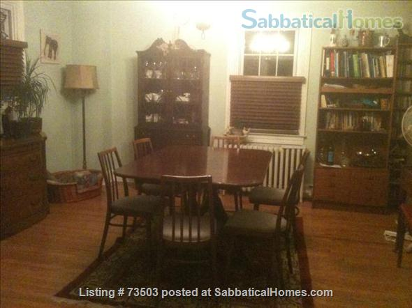 Charming four bedroom cottage in Baltimore; ideal for visiting professor Home Rental in Baltimore, Maryland, United States 3