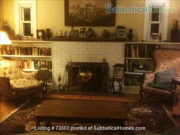 Charming four bedroom cottage in Baltimore; ideal for visiting professor Home Rental in Baltimore, Maryland, United States 4