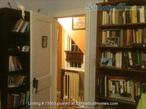 Charming four bedroom cottage in Baltimore; ideal for visiting professor Home Rental in Baltimore, Maryland, United States 7