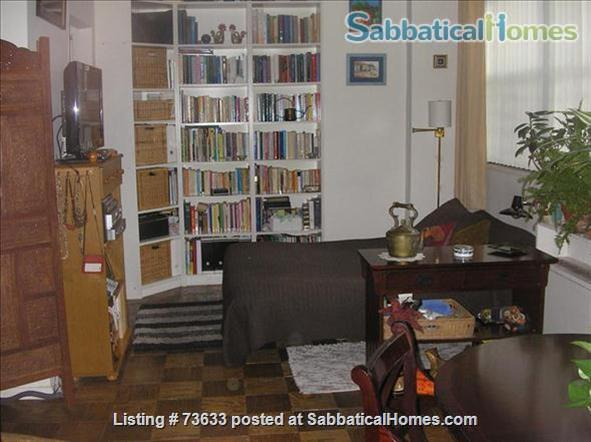 Charming studio apartment on Upper West Side Home Exchange in New York, New York, United States 2