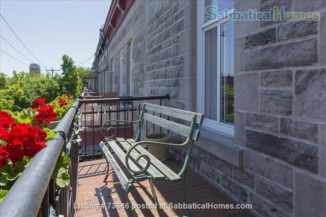 Nine  classic furnished apartments, all inclusive,  in the heart of Plateau Mont-Royal Home Rental in Montréal, Québec, Canada 2