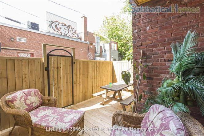 Nine  classic furnished apartments, all inclusive,  in the heart of Plateau Mont-Royal Home Rental in Montréal, Québec, Canada 4