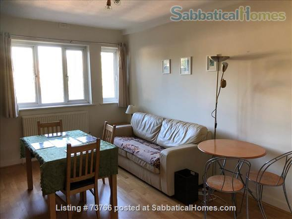Comfortable  1-bedroom flat  next to  Hyde Park /Bayswater/Notting Hill Home Rental in London, England, United Kingdom 0