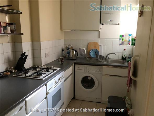 Comfortable  1-bedroom flat  next to  Hyde Park /Bayswater/Notting Hill Home Rental in London, England, United Kingdom 4
