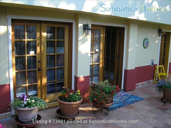 GARDEN APARTMENT-FULLY FURNISHED, CLOSE TO UC BERKELEY Home Rental in Oakland, California, United States 1