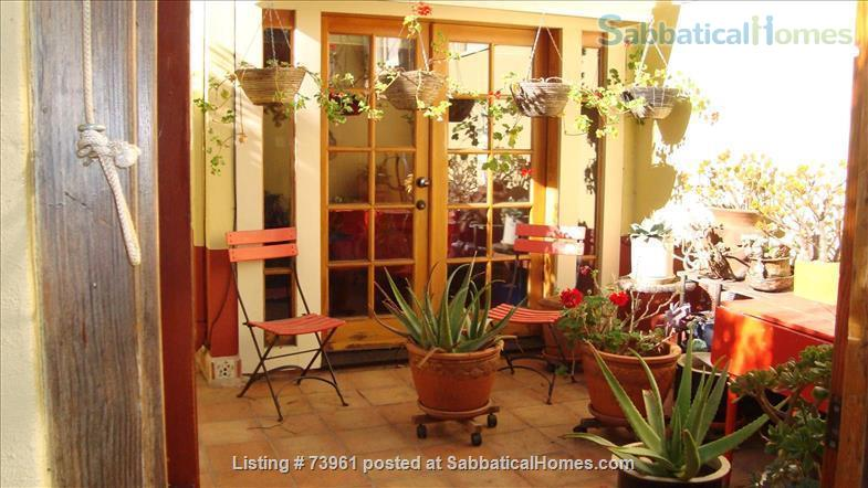 GARDEN APARTMENT-FULLY FURNISHED, CLOSE TO UC BERKELEY Home Rental in Oakland, California, United States 4