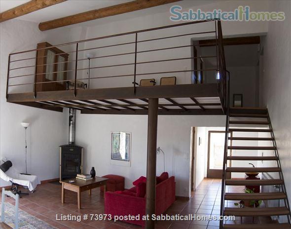 Peaceful 3 bedroom house with garden in a hamlet in Luberon, Provence  Home Rental in Saint-Martin-de-Castillon, PACA, France 4