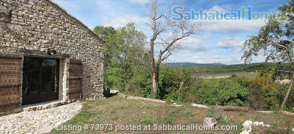 Peaceful 3 bedroom house with garden in a hamlet in Luberon, Provence  Home Rental in Saint-Martin-de-Castillon, PACA, France 5