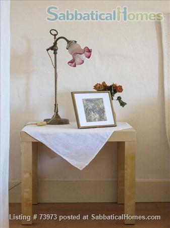 Peaceful 3 bedroom house with garden in a hamlet in Luberon, Provence  Home Rental in Saint-Martin-de-Castillon, PACA, France 8