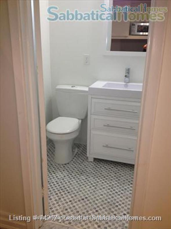 July 1 SUNNYBROOK HOSPITAL FULLY FURNISHED spacious 1 bdrm, Lawrence Park, Home Rental in Toronto, Ontario, Canada 9