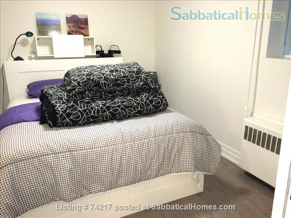 July 1 SUNNYBROOK HOSPITAL FULLY FURNISHED spacious 1 bdrm, Lawrence Park, Home Rental in Toronto, Ontario, Canada 5