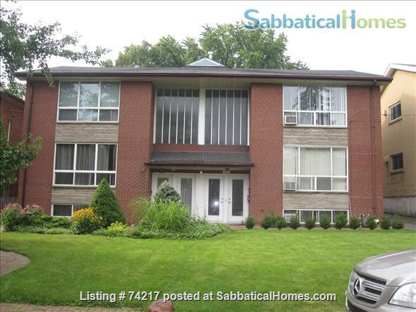 July 1 SUNNYBROOK HOSPITAL FULLY FURNISHED spacious 1 bdrm, Lawrence Park, Home Rental in Toronto, Ontario, Canada 7