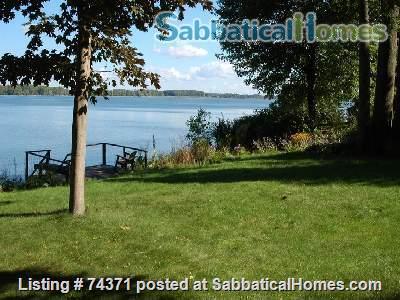 4 BDRM Lake House Overlooking Sandbank Provincial Park Home Rental in Prince Edward, Ontario, Canada 2