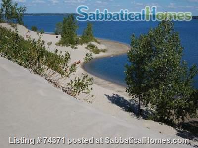 4 BDRM Lake House Overlooking Sandbank Provincial Park Home Rental in Prince Edward, Ontario, Canada 3