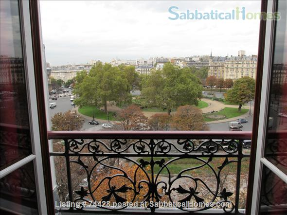 Typically parisian two rooms apartment Home Rental in Paris, Île-de-France, France 1