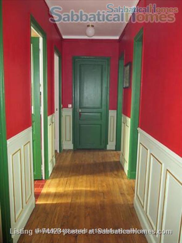 Typically parisian two rooms apartment Home Rental in Paris, Île-de-France, France 2