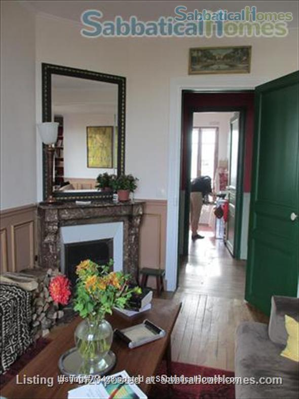 Typically parisian two rooms apartment Home Rental in Paris, Île-de-France, France 4