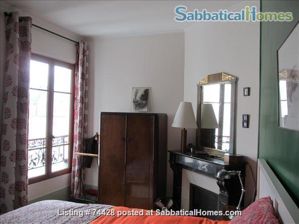 Typically parisian two rooms apartment Home Rental in Paris, Île-de-France, France 5