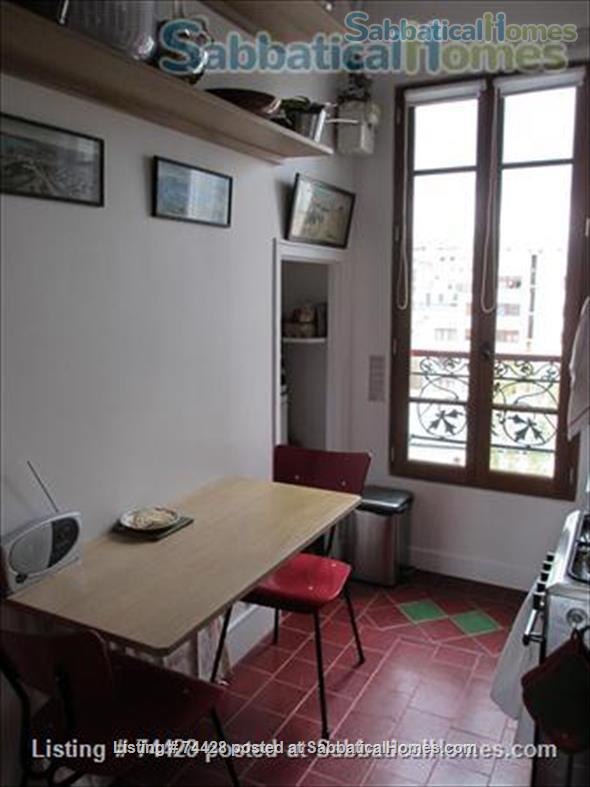 Typically parisian two rooms apartment Home Rental in Paris, Île-de-France, France 6