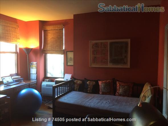 Ideally located 3-BR apartment near Central Park Home Exchange in New York, New York, United States 8