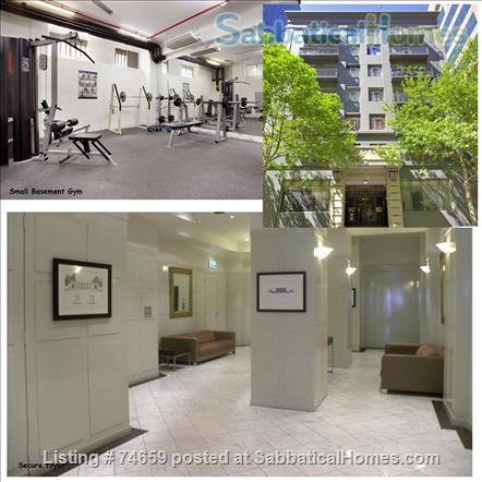 Melbourne City:   Fully furnished Art Deco apartment (Excellent reviews) Home Rental in Melbourne, VIC, Australia 2