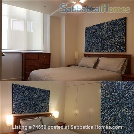 Melbourne City:   Fully furnished Art Deco apartment (Excellent reviews) Home Rental in Melbourne, VIC, Australia 3