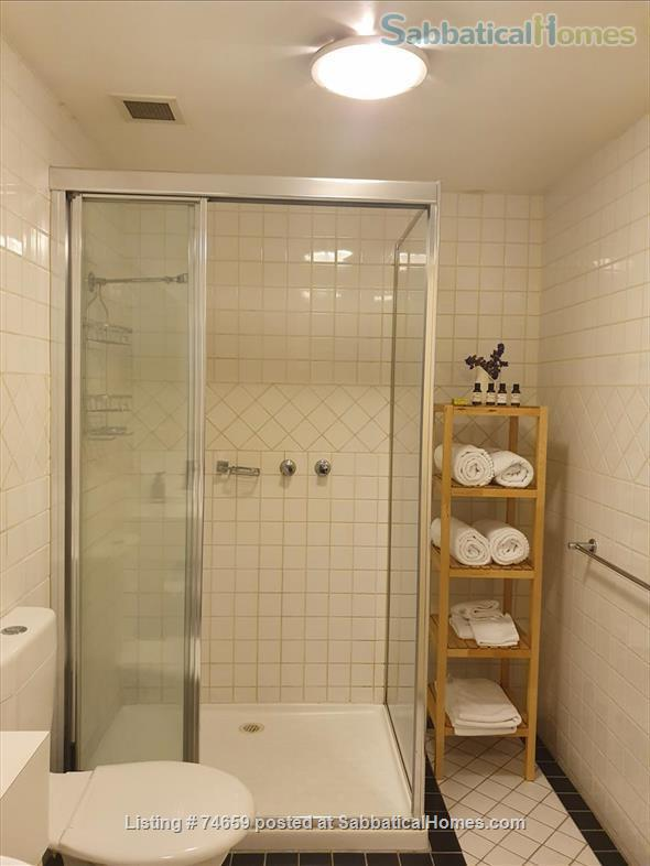 Melbourne City:   Fully furnished Art Deco apartment (Excellent reviews) Home Rental in Melbourne, VIC, Australia 5